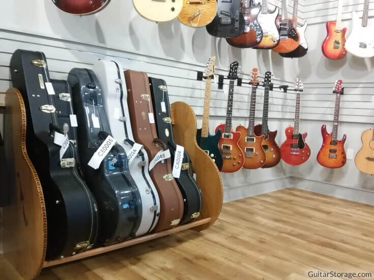 Gruhn Guitars In Nashville, TN