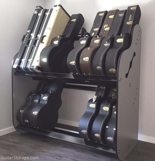 Guitar Case Shelves