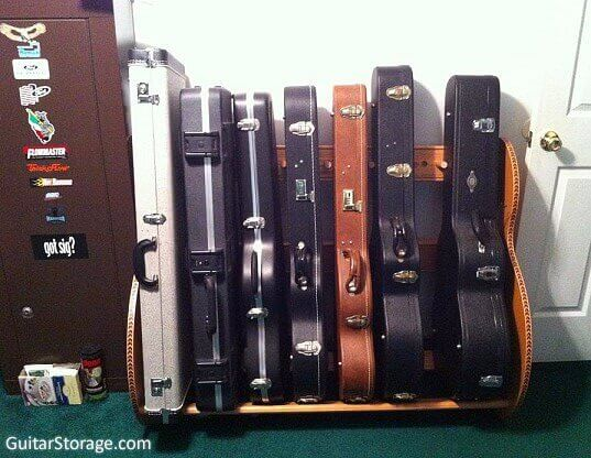 Guitar Case Unit