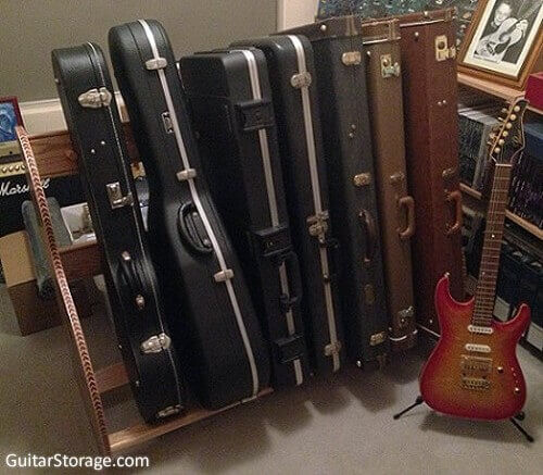 Guitar Case Stand