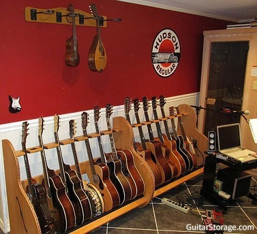 Multiple Guitar Holders