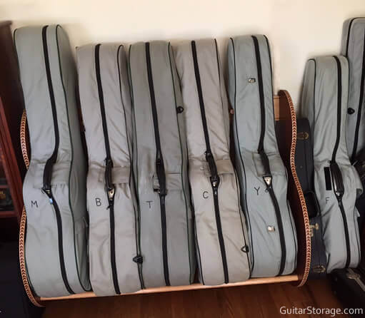 Guitar Storage Solution