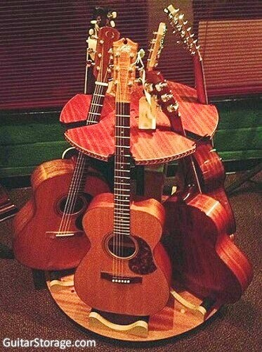 Carousel™ Deluxe Multi Guitar Stand
