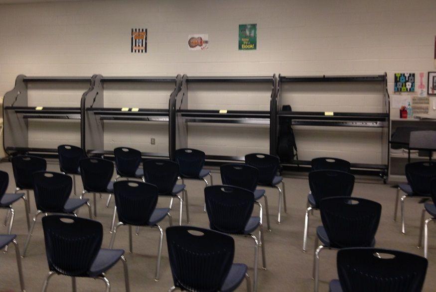music classroom