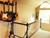 4 guitar wallhanger