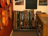 Nashville guitar store