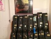 Guitar Case Organizer