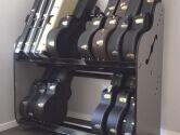 Guitar Case Shelves