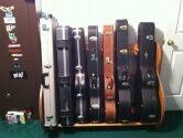 Guitar Case Unit