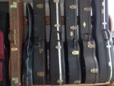 Guitar Case Storage Unit