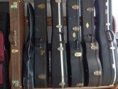 Guitar Case Storage Unit