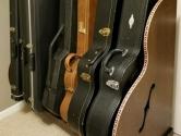 guitar rack on wheels