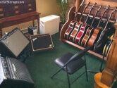 Guitar Room Storage