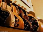 guitar storage stand