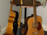 home guitar stand