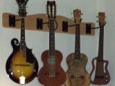 mandolin wall hanger