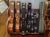Multiple Guitar Cases