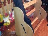 Music Studio Guitar Rack