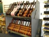 Band Room™ Guitar Rack in Elementary School
