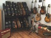Shelves For Guitar Cases