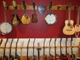 Ukulele and Mandolin Wall Hangers
