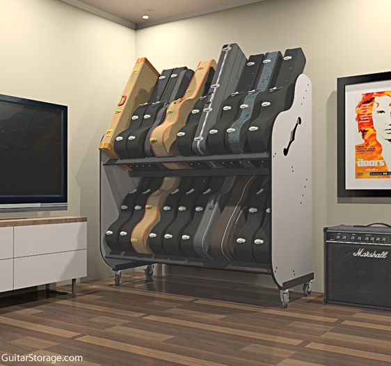 Guitar Shelves