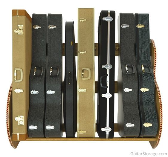 Sturdy Case Storage Rack