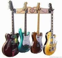 Multi Guitar Hanger