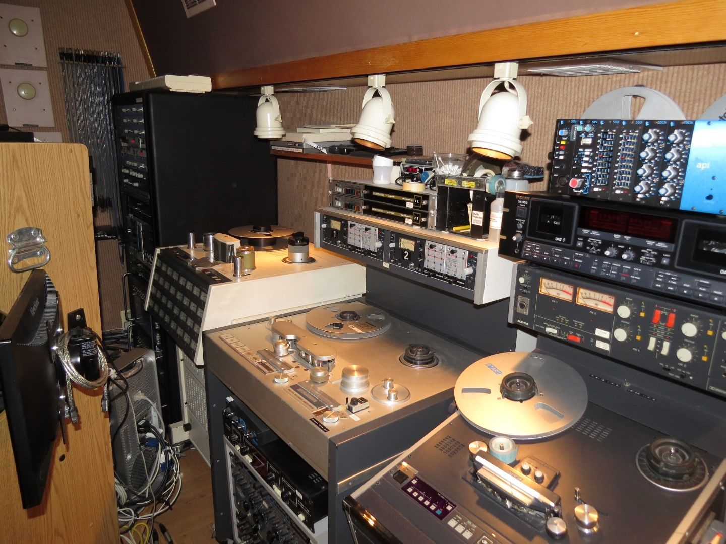 analog recording tools