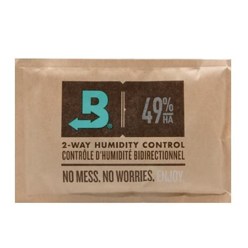 boveda humidity packet