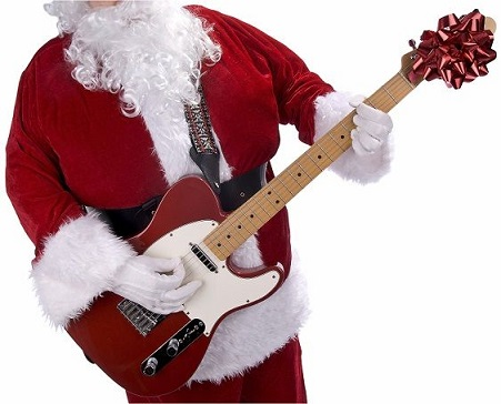 Christmas guitar gifts