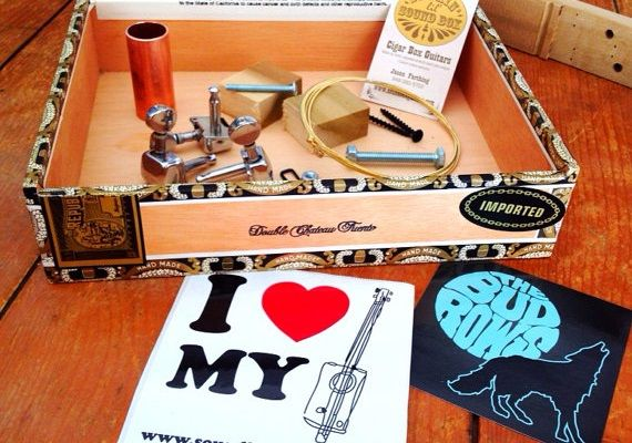 cigar box kit