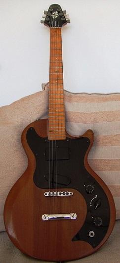 gibson marauder guitar