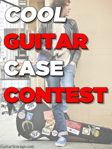 guitar case decoration contest