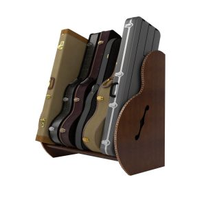 Studio Deluxe Guitar Case Racks
