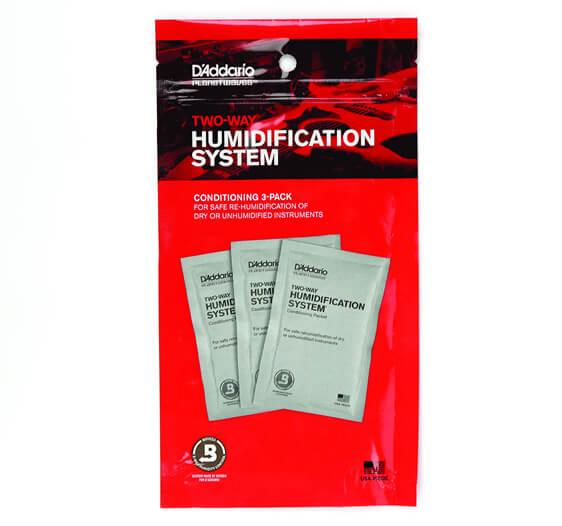 guitar humidifcation 3 pack