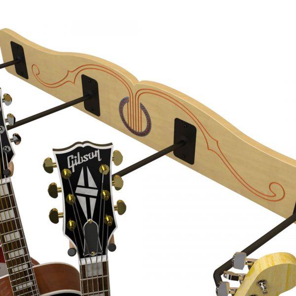 guitar neck hanger