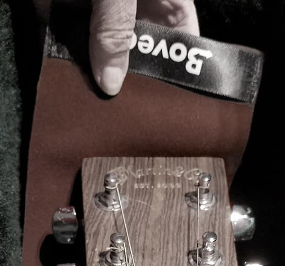 guitar neck humidifer
