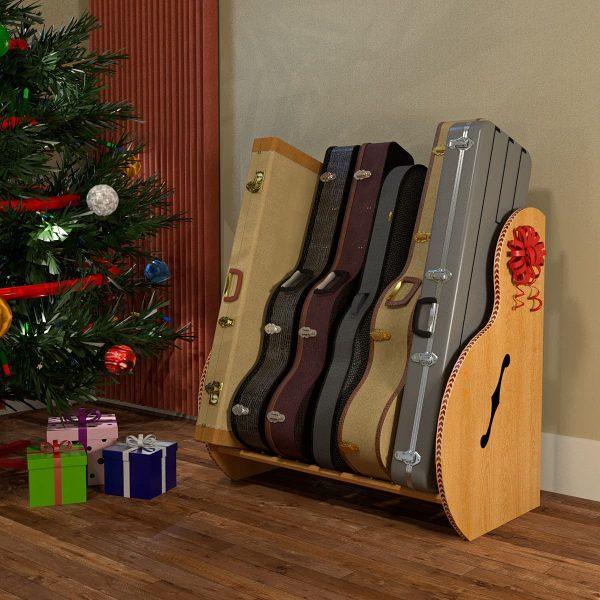 Guitar stocking stuffer for Christmas