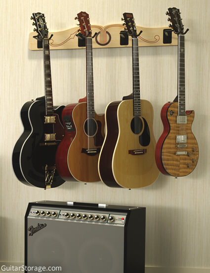 Guitar Storage Solutions For Musicians Collectors
