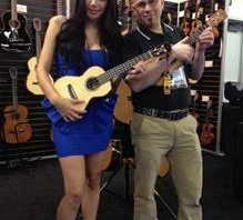 ukulele at namm