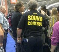NAMM Sound Police