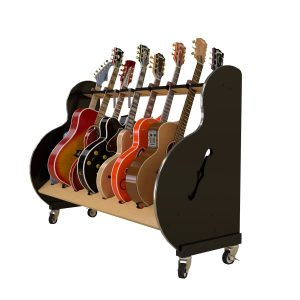 session pro 8 guitar stand
