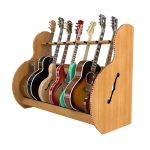 7 Instrument Stand Red Oak