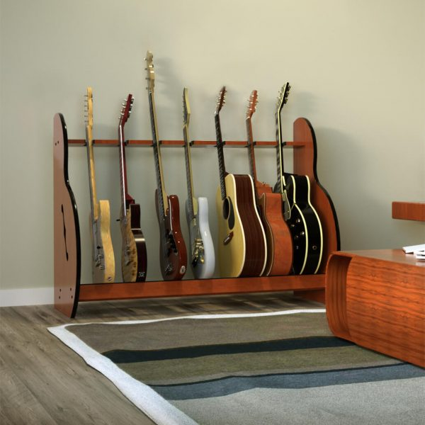 session multi guitar stand