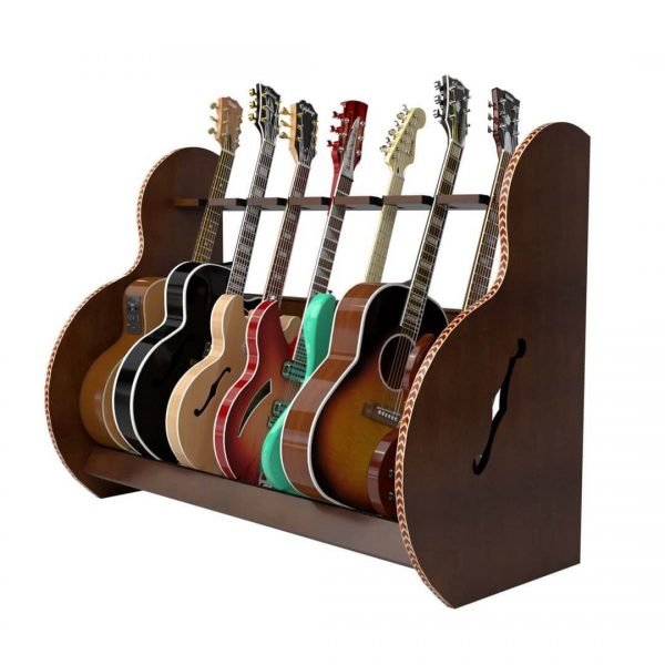 session multi guitar stand sesxw7