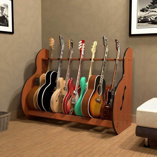 session standard 7 guitar stand sesstd7