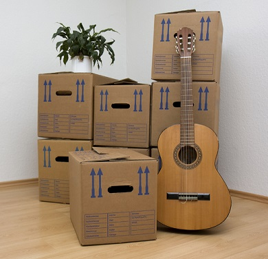 shipping guitars