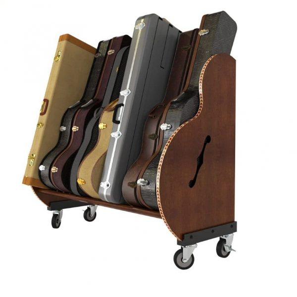 stuxw case rack with wheel kit